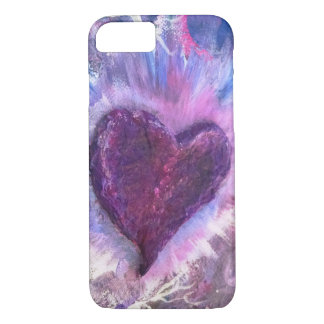 Bold Love - Abstract art Case-Mate iPhone Case