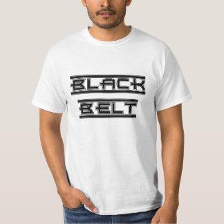 Bold Martial Arts Black Belt T-Shirt