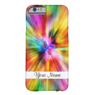 Bold Modern Abstract Barely There iPhone 6 Case