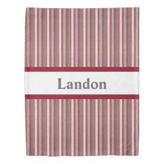 Bold & Modern Stripes Duvet Cover