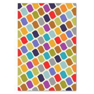 Bold Multicolor Print Tissue Paper