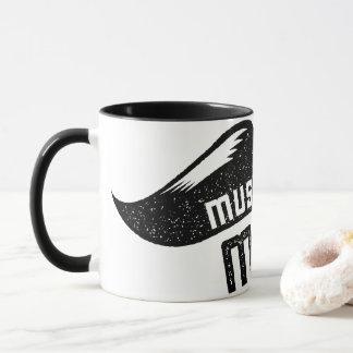 Bold Mustache Mug