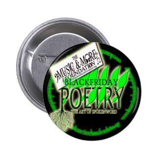 BOLD.NEW.POETS.button 2 Inch Round Button
