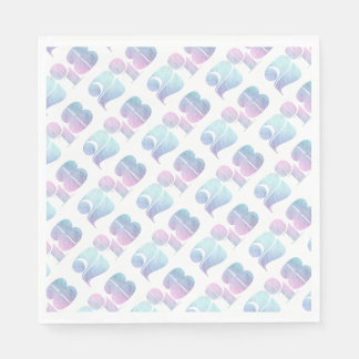 BOLD NEW YEAR (RAINBOW) PAPER NAPKIN