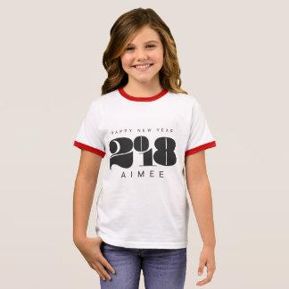 BOLD NEW YEAR RINGER T-Shirt