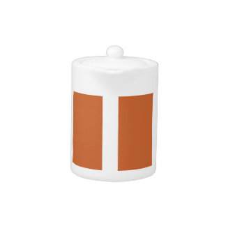 Bold Orange Stripes