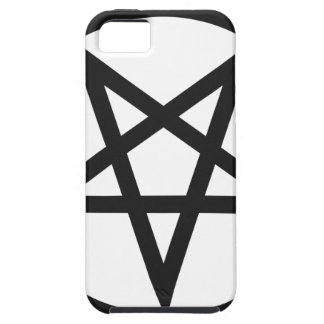 Bold Pentagram iPhone 5 Cover