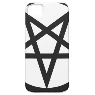 Bold Pentagram iPhone 5 Covers