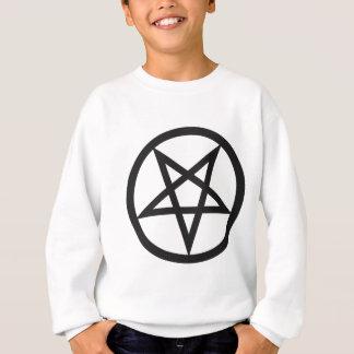 Bold Pentagram Sweatshirt