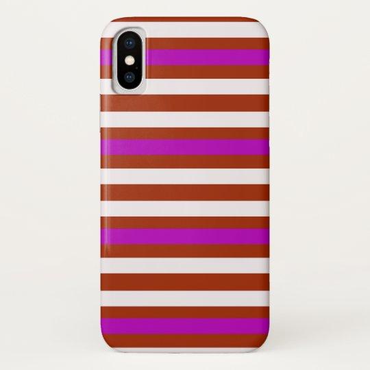 Bold Red Purple Galaxy Nexus Cover
