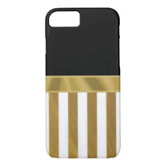 Bold/Rich Gold/White/Black iPhone 7 Case
