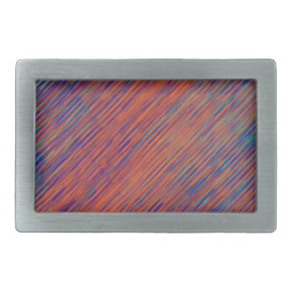 Bold Serenity Rectangular Belt Buckles