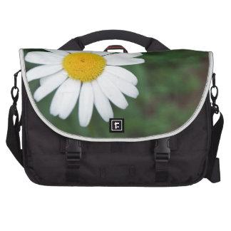 Bold Single Daisy Laptop Bags