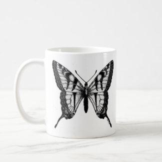 Bold Swallowtail Butterfly Coffee Mug
