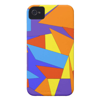 Bold Unique Colorful Abstract iPhone 4/4S Cases