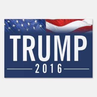 Bold Vote Donald TRUMP 16 Yard Sign