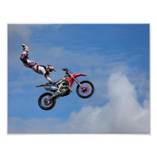 Bolddog Lings FMX Display Team Poster