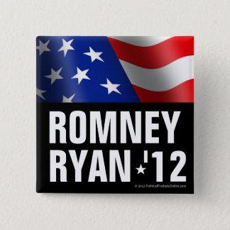 Boldfaced Romney/Ryan Button