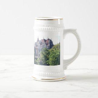 Boldt Castle Beer Stein