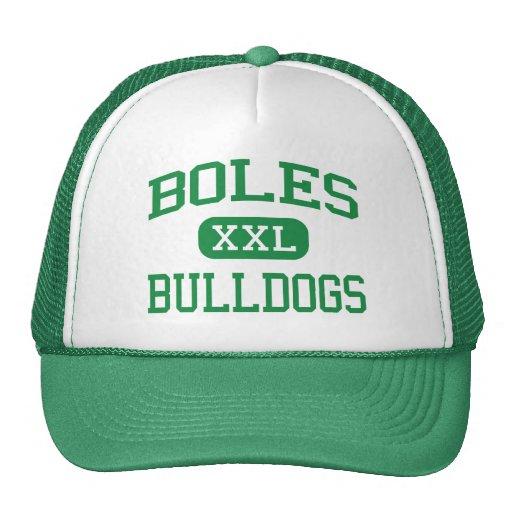 Boles - Bulldogs - Junior - Arlington Texas Trucker Hat