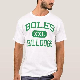 Boles - Bulldogs - Junior - Arlington Texas T-Shirt