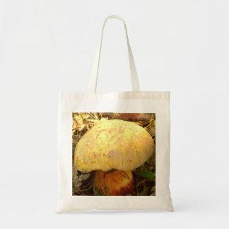 Boletus torosus Mushroom Tote Bag