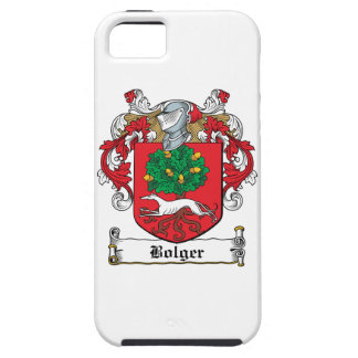 Bolger Family Crest iPhone 5 Covers