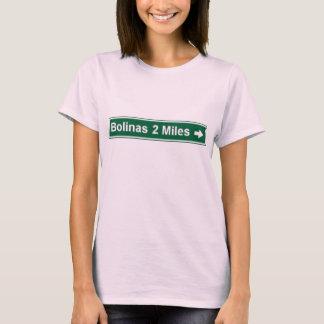 Bolinas 2 Miles T-Shirt