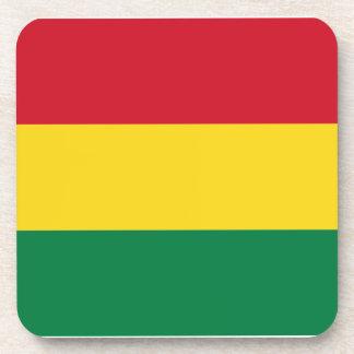 Bolivia Beverage Coasters