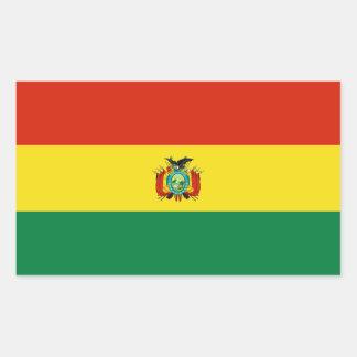 Bolivia/Bolivian Flag Sticker