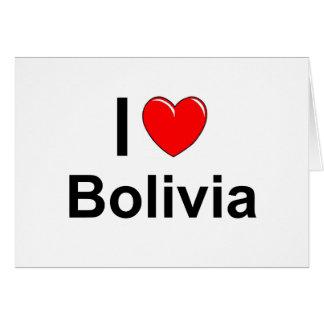 Bolivia Card