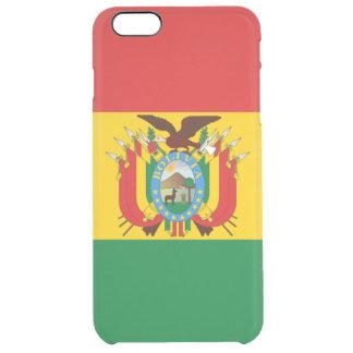Bolivia Clear iPhone 6 Plus Case