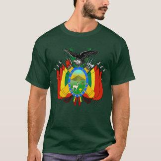 Bolivia Coat of Arms Shirts