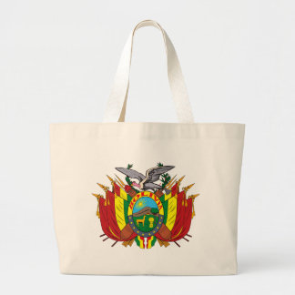Bolivia Coat of Arms Tote Bag
