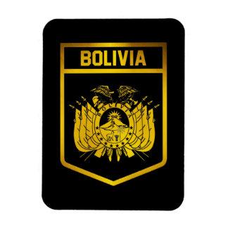 Bolivia Emblem Rectangular Photo Magnet