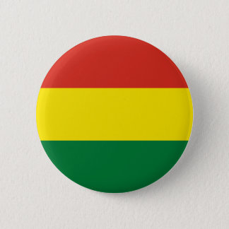Bolivia Flag 2 Inch Round Button