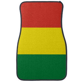 Bolivia Flag Auto Mat