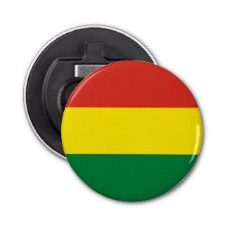 Bolivia Flag Bottle Opener