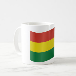 Bolivia Flag Coffee Mug