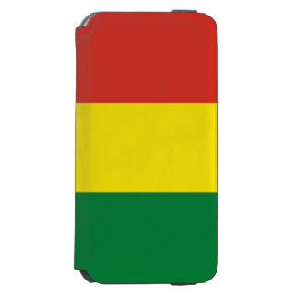 Bolivia Flag Incipio Watson™ iPhone 6 Wallet Case