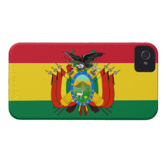 Bolivia Flag iPhone 4 Cases