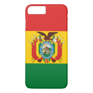Bolivia flag iPhone 8 plus/7 plus case
