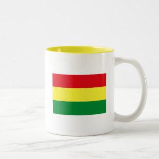 Bolivia Flag Mug