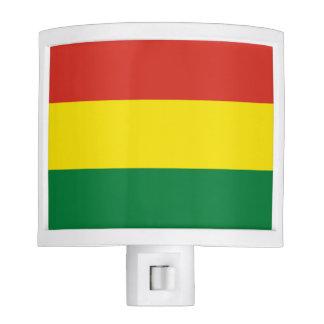 Bolivia Flag Nite Lite