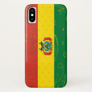 Bolivia Flag Phone Case