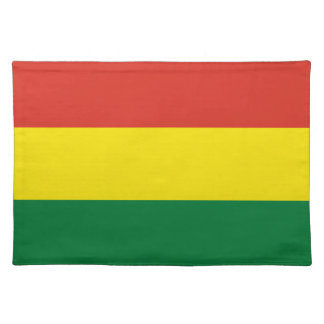 Bolivia Flag Place Mats