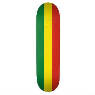 Bolivia Flag Skate Board Decks