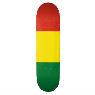 Bolivia Flag Skateboard Decks
