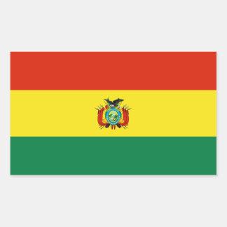 Bolivia Flag Sticker