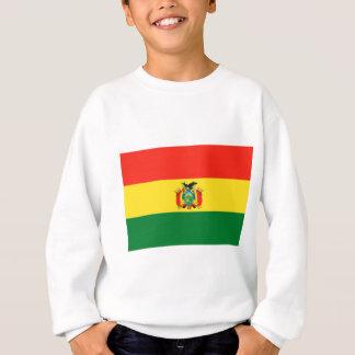 Bolivia Flag Sweatshirt